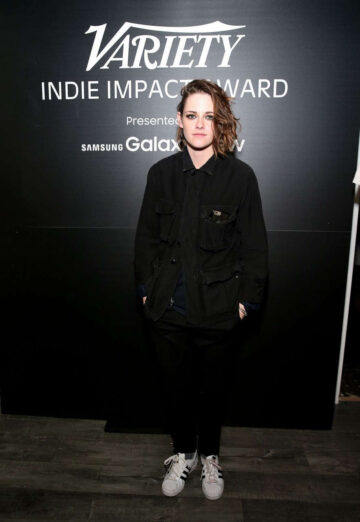 Kristen Stewart Variety S Indie Impact Award Dinner Park City