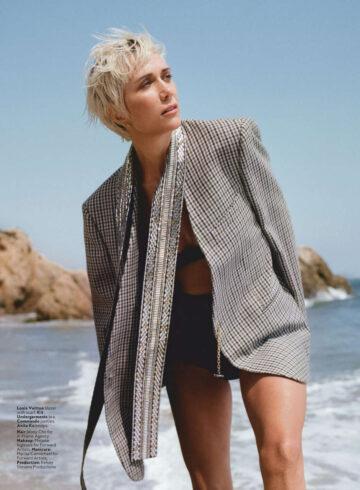 Kristen Wiig Instyle Magazine September