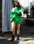 Kylie Jenner Out For Lunch 40 Love West Hollywood