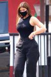 Kylie Jenner Sagebrush Cantina Calabasas
