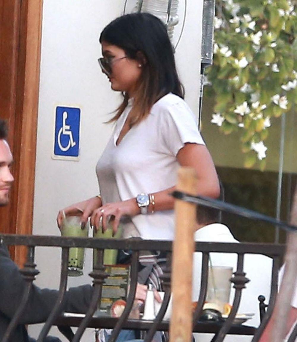 Kylie Jenner Urth Caffe West Hollywood