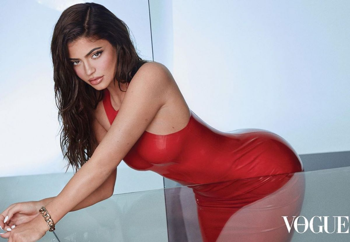 Kylie Jenner Vogue Magazine Hong Kong August 2020 Issue