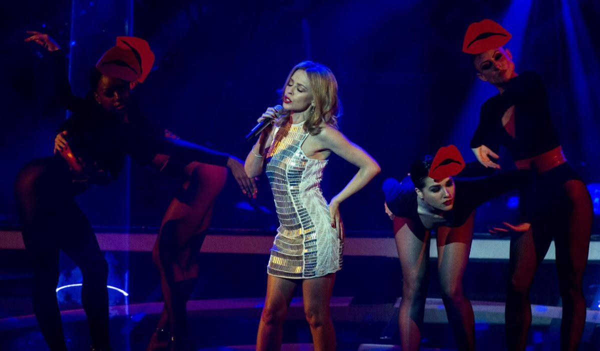 Kylie Minogue 2014 Echo Music Awards Berlin