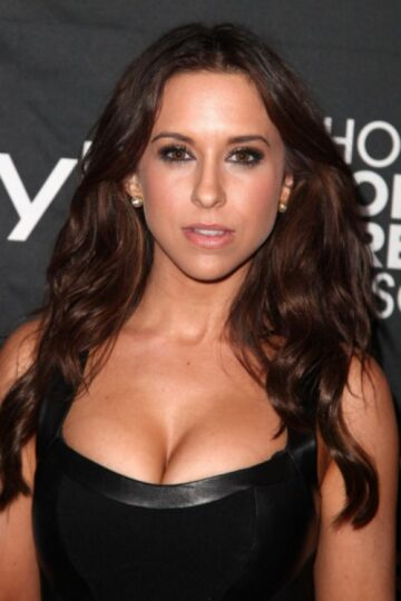 Lacey Chabert Hollywood Foreign Press Association Instyle Party Toronto