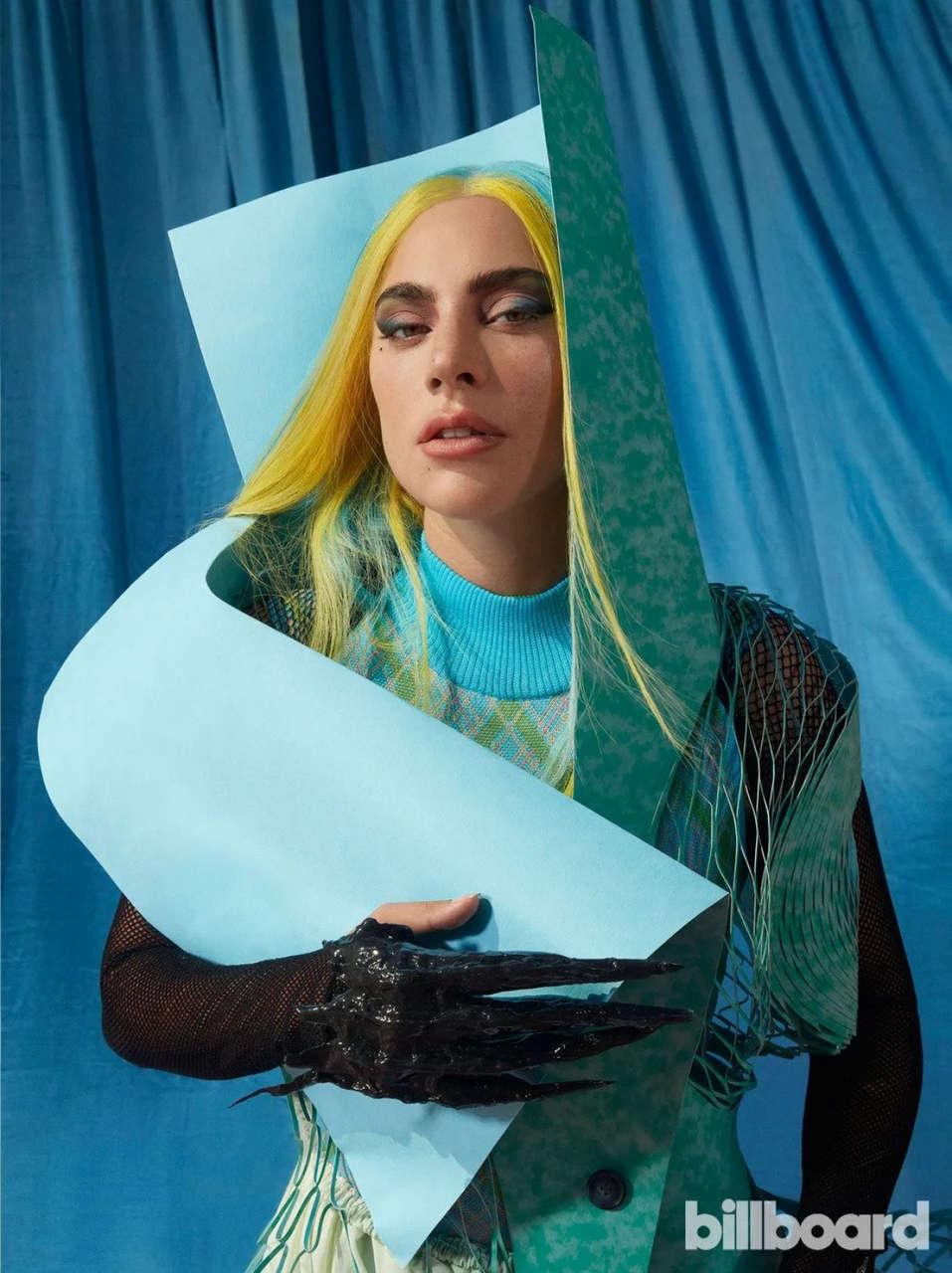 Lady Gaga Billboard Magazine September