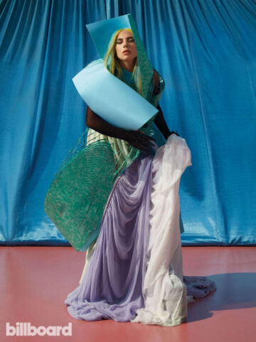Lady Gaga For Billboard Magazine September