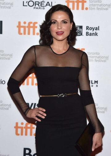 Lana Parrilla Top Five Premiere Toronto