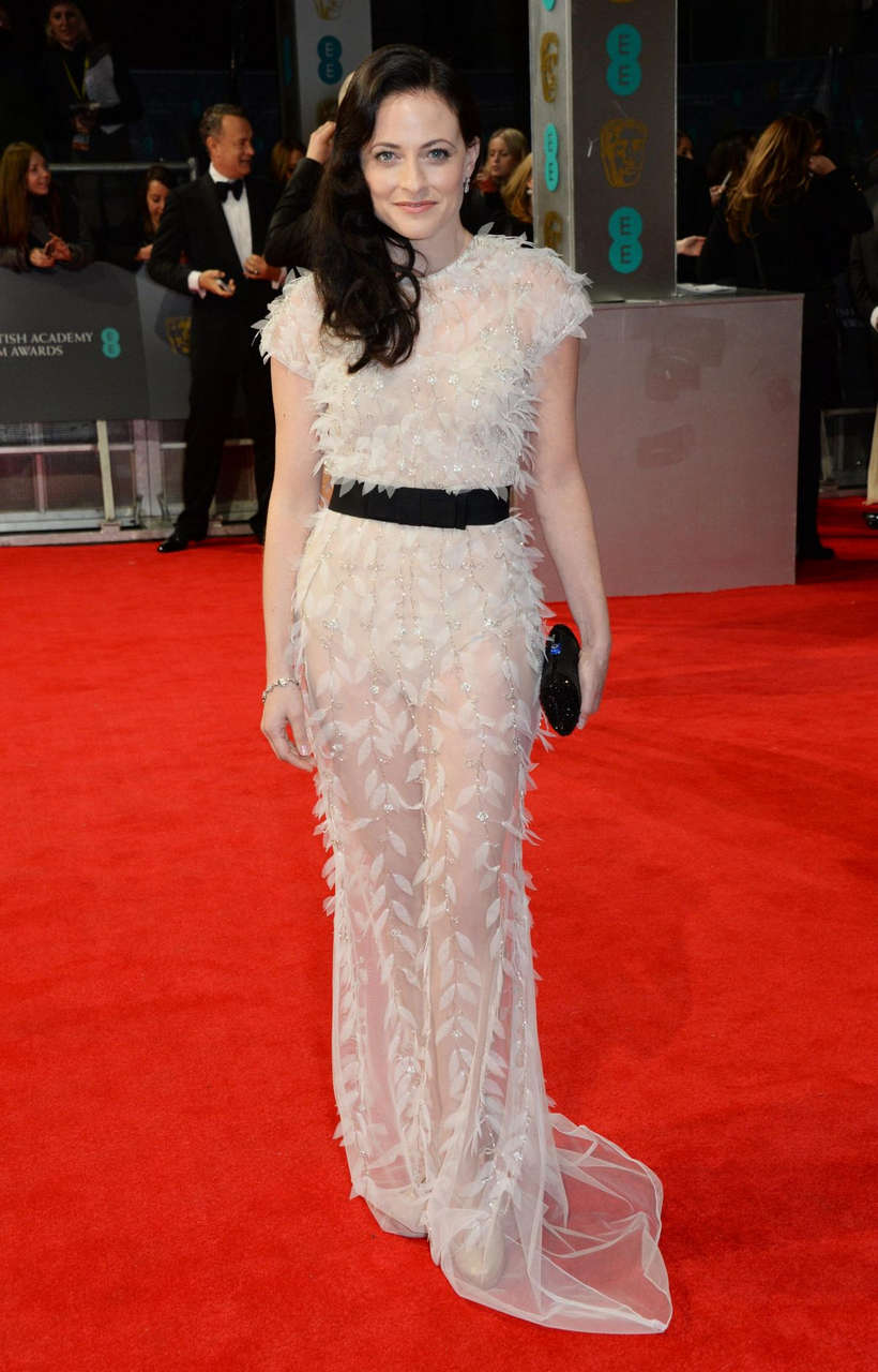 Lara Pulver 2014 Bafta Awards London