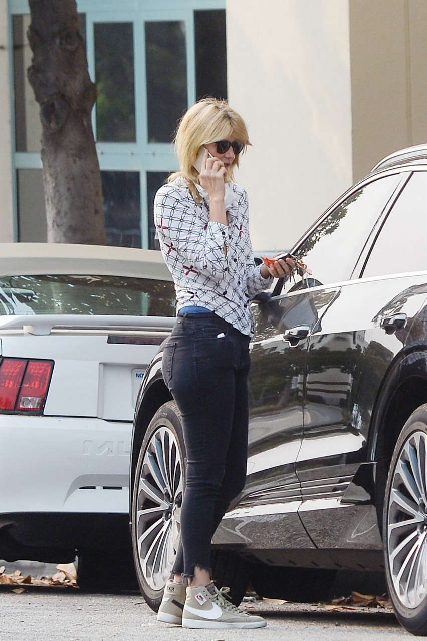 Laura Dern Out About Los Angeles