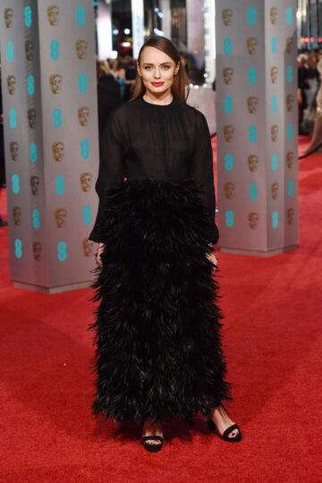 Laura Haddock British Academy Of Film Television Arts Awards 2016 London