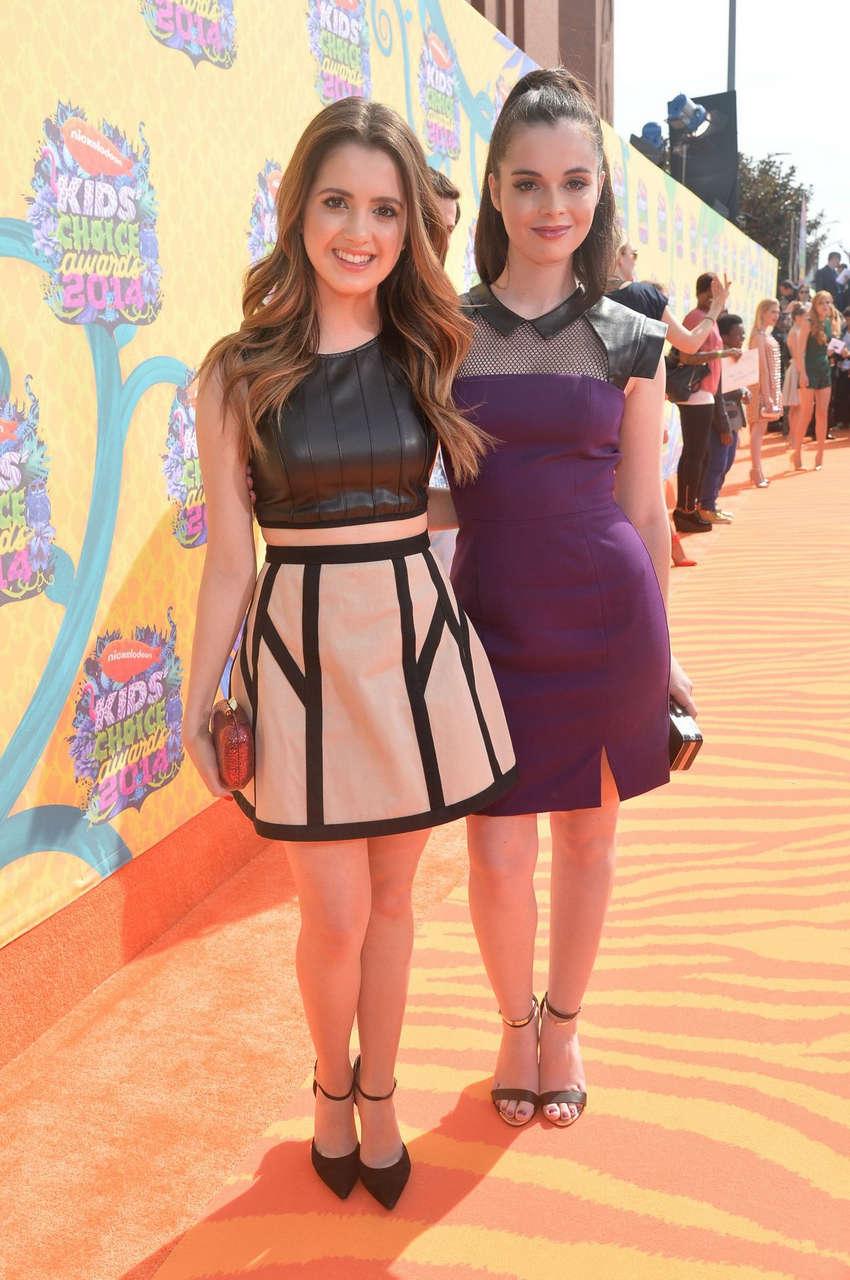 Laura Marano 2014 Nickelodeons Kids Choice Awards Los Angeles