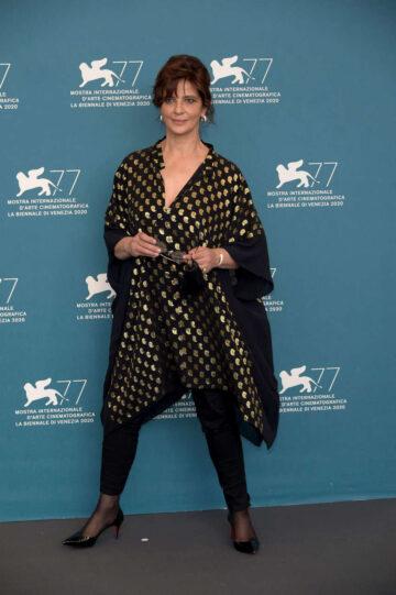 Laura Morante 77th Venice Film Festival Opening Ceremony