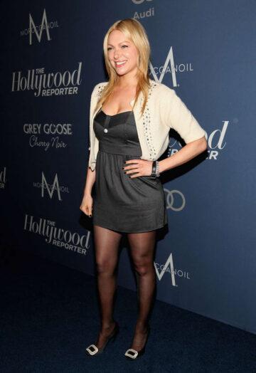 Laura Prepon Hollywood Reporters Nominees Night Los Angeles
