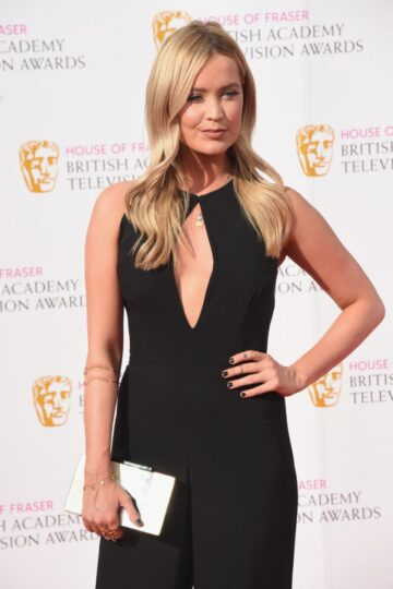 Laura Whitmore House Of Fraser British Academy Television Awards