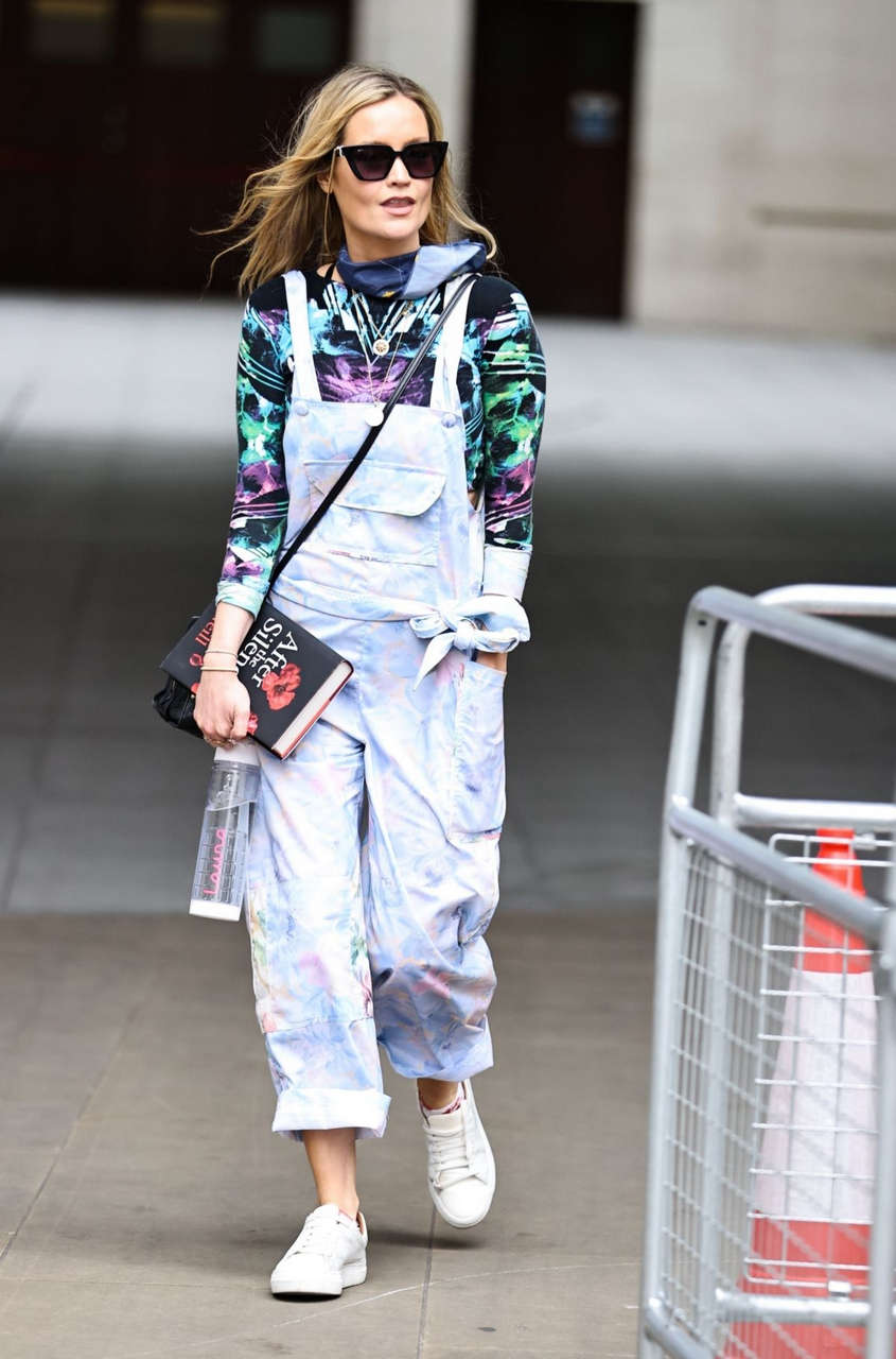 Laura Whitmore Out About London