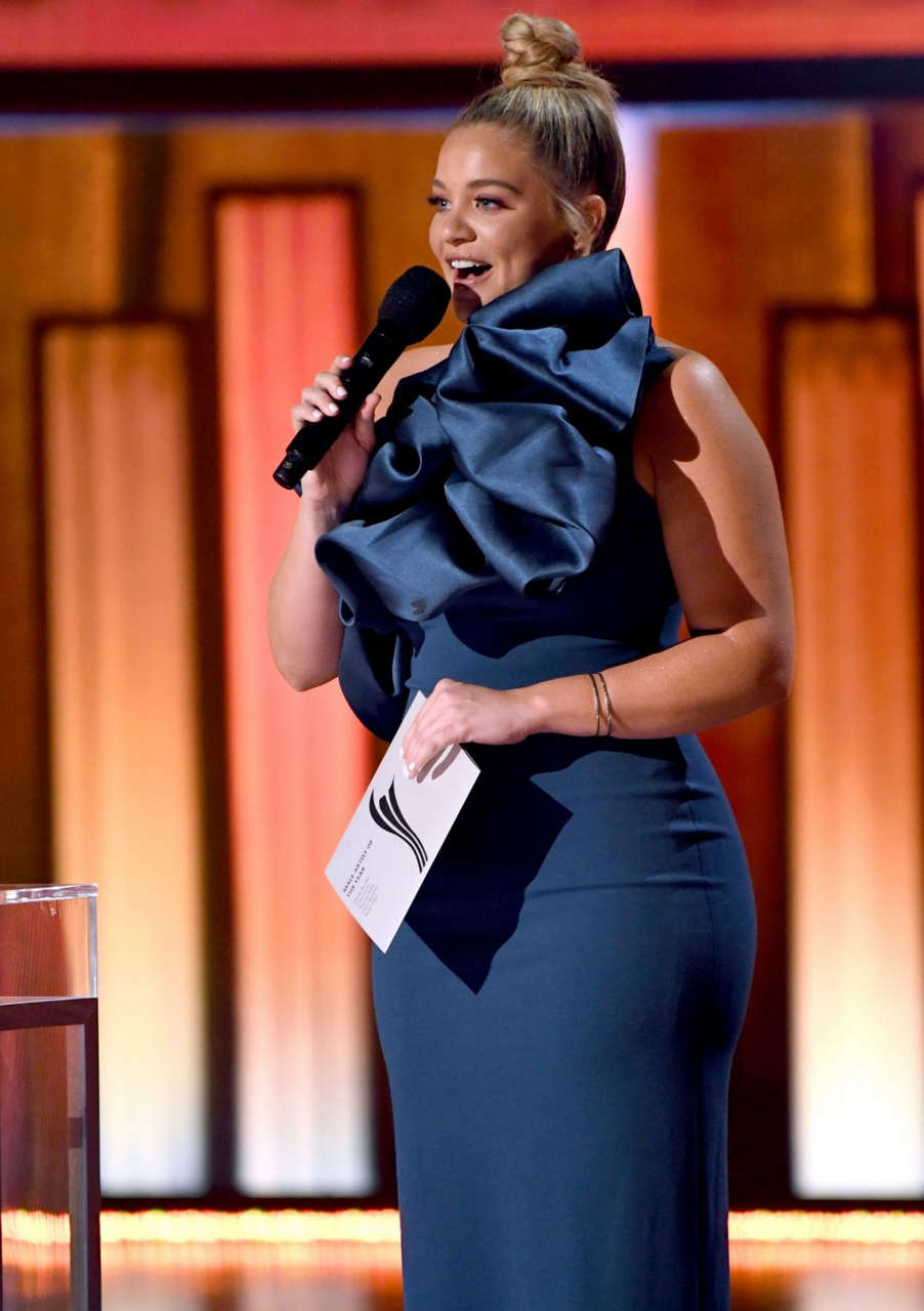 Lauren Alaina 55th Academy Of Country Music Awards Nashville