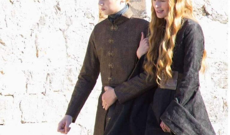 Lena Headey Set Game Thrones Dubrovnik (18 photos)