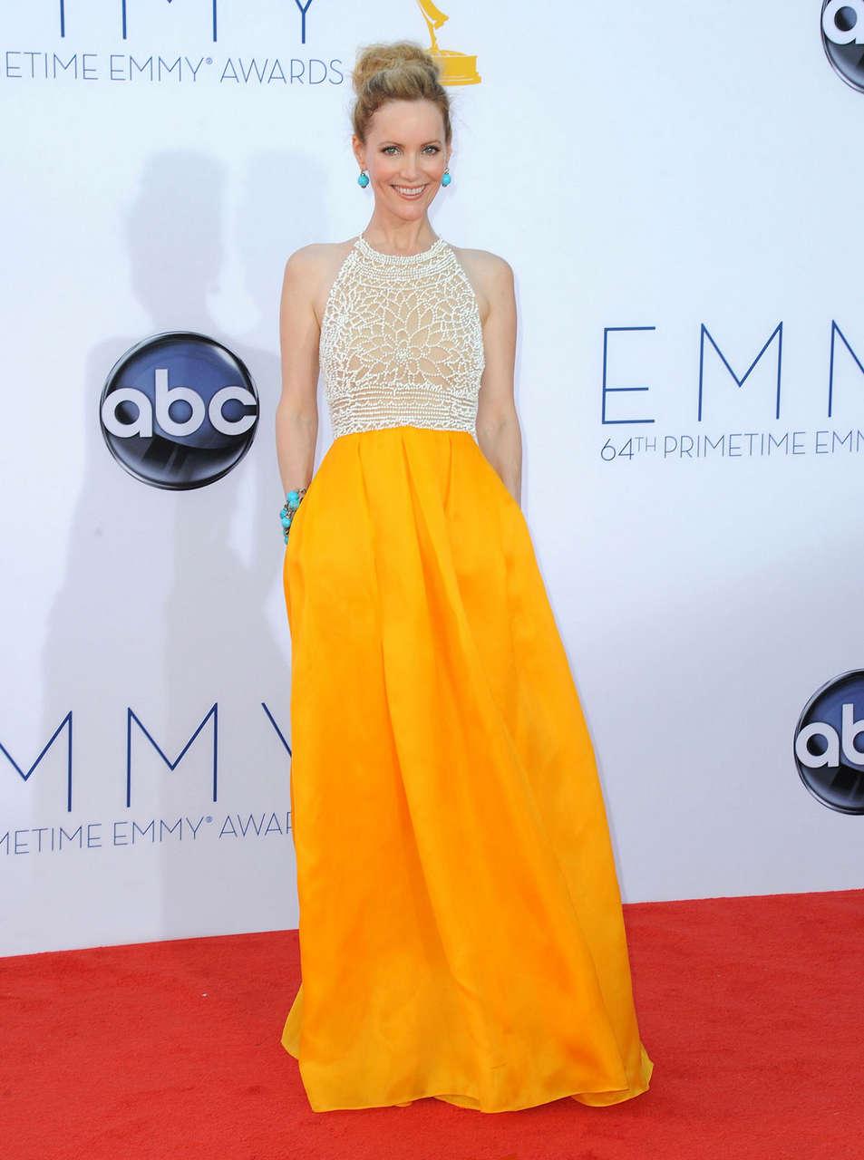 Leslie Mann 64th Primetime Emmy Awards Los Angeles