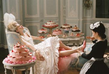 Let Them Eat Cake Kirsten Dunst In Marie Antoinette 2006