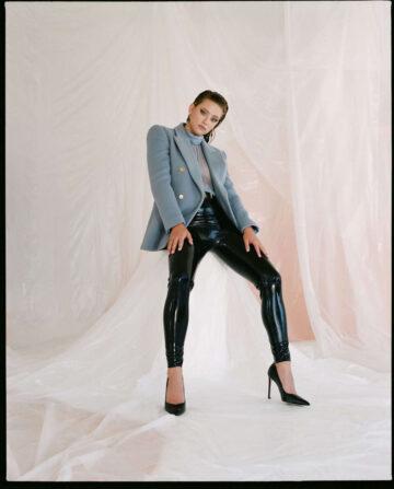 Lili Reinhart Lnylon Magazine September