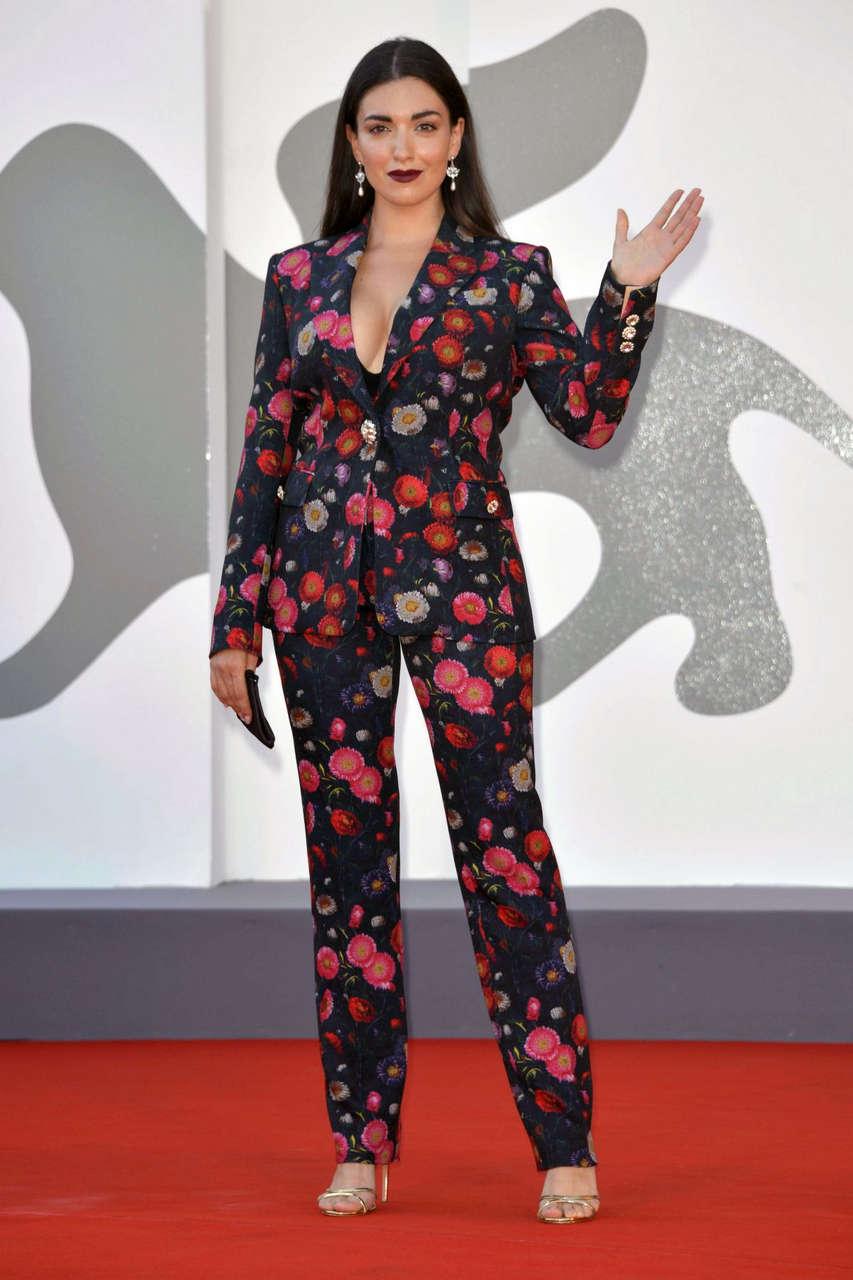 Liliana Fiorelli Predators Premiere 77th Venice Film Festival