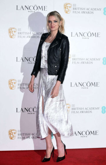 Lily Donaldson Lancome Bafta Nominees Party London