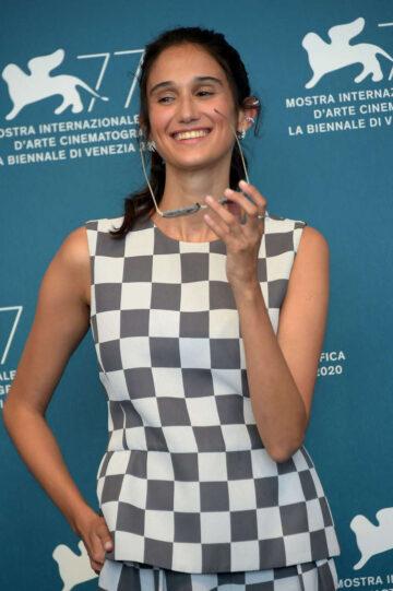 Linda Caridi 77th Mostra Del Cinema Venice