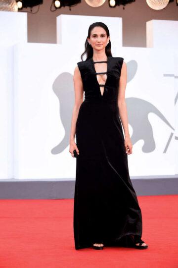 Linda Caridi 77th Venice Film Festival Opening Ceremony