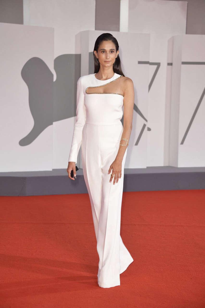 Linda Caridi Flming Italy Best Movie Award 77th Venice Film Festival
