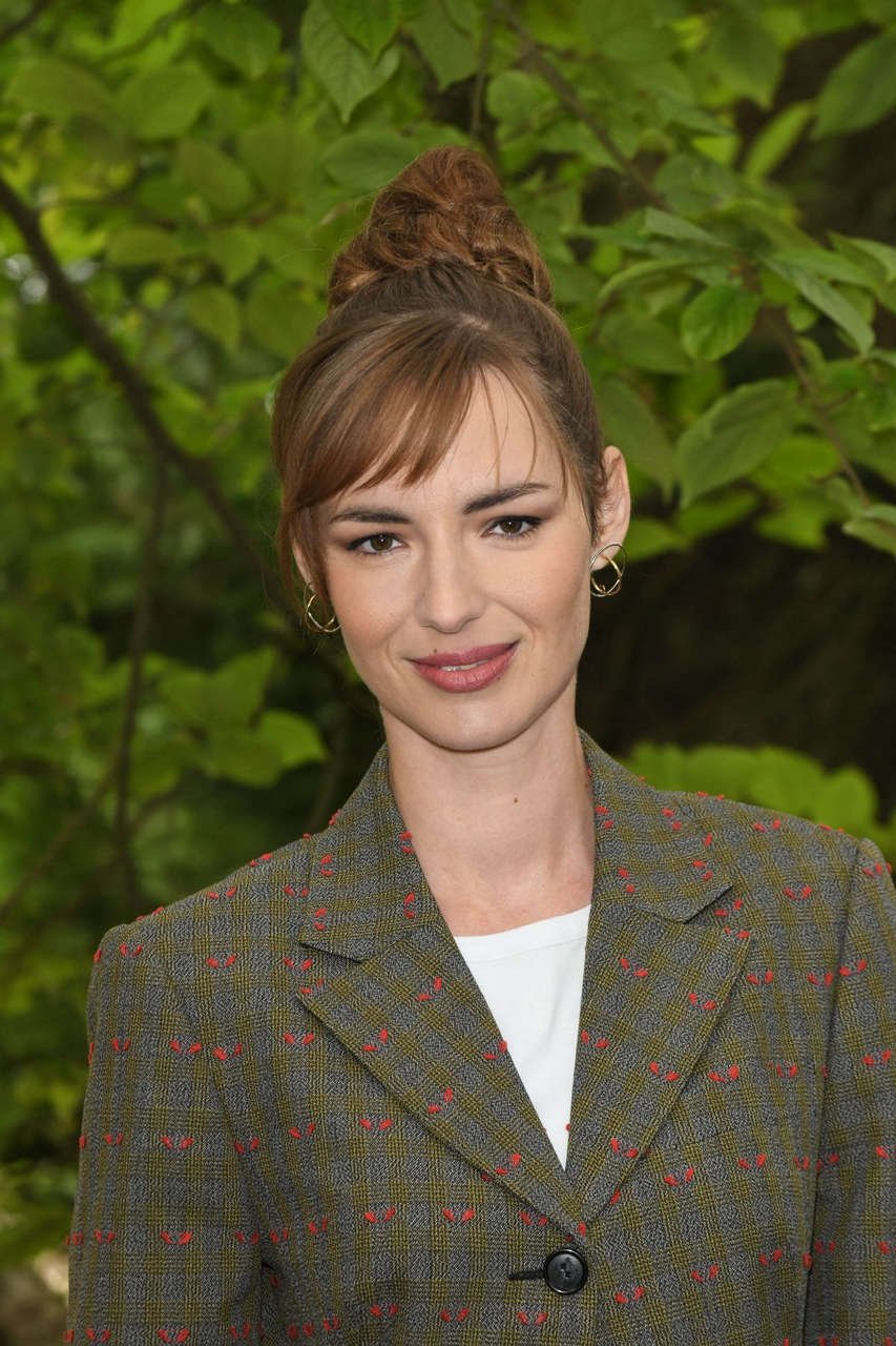 Louise Bourgoin Lenfant Reve Photocall 13th Angouleme French Speaking Film Festival