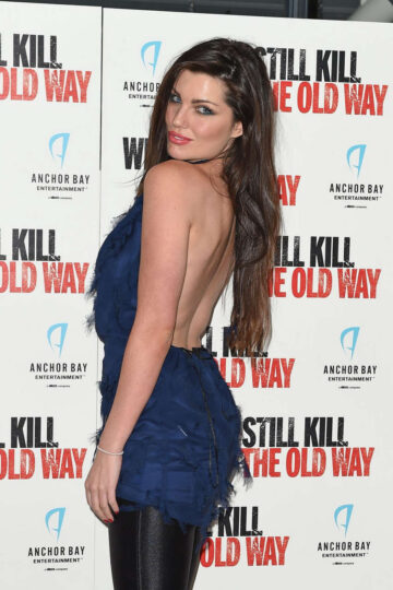 Louise Cliffe We Still Lill Old Way Screening London