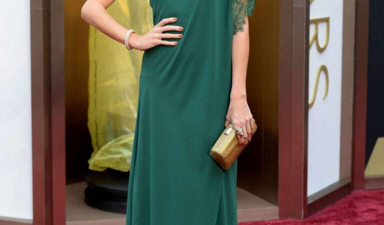 Louise Roe 86th Annual Academy Awards Hollywood (8 photos)