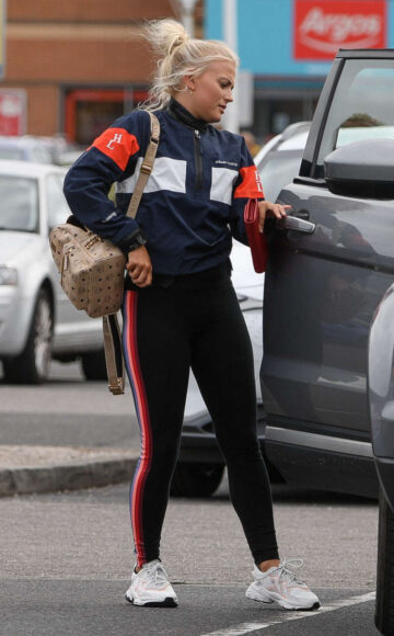 Lucy Fallon Out About Manchester