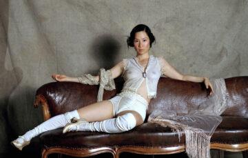 Lucy Liu Seethru
