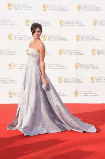 Lucy Mecklenburgh House Of Fraser British Academy Television Awards