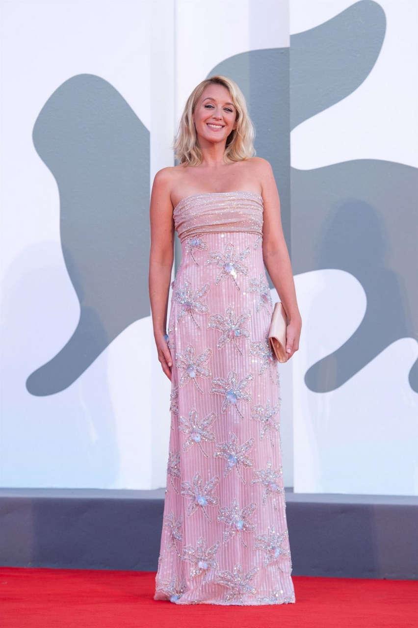 Ludivina Sagnier World To Come Screening 2020 Venice Film Festival