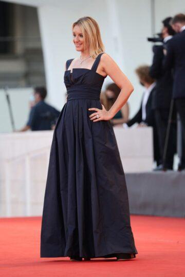 Ludivine Sagnier 2020 Venice Film Festival Closing Ceremony