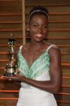 Lupita Nyong O Vanity Fair Oscar Party Hollywood