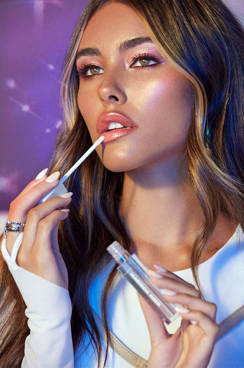 Madison Beer For Morphe Cosmetic Brand