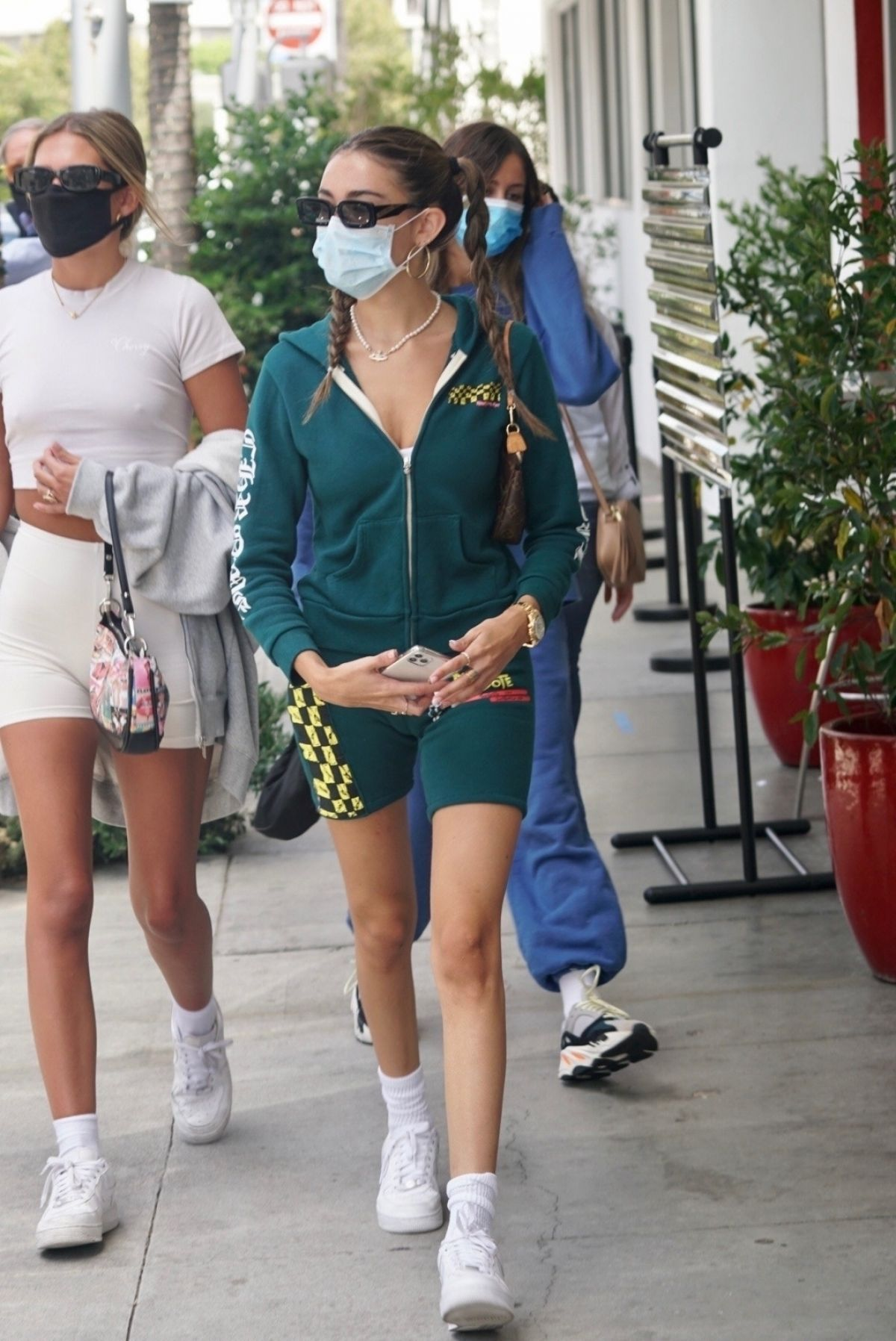 Madison Beer Out About Beverly Hills
