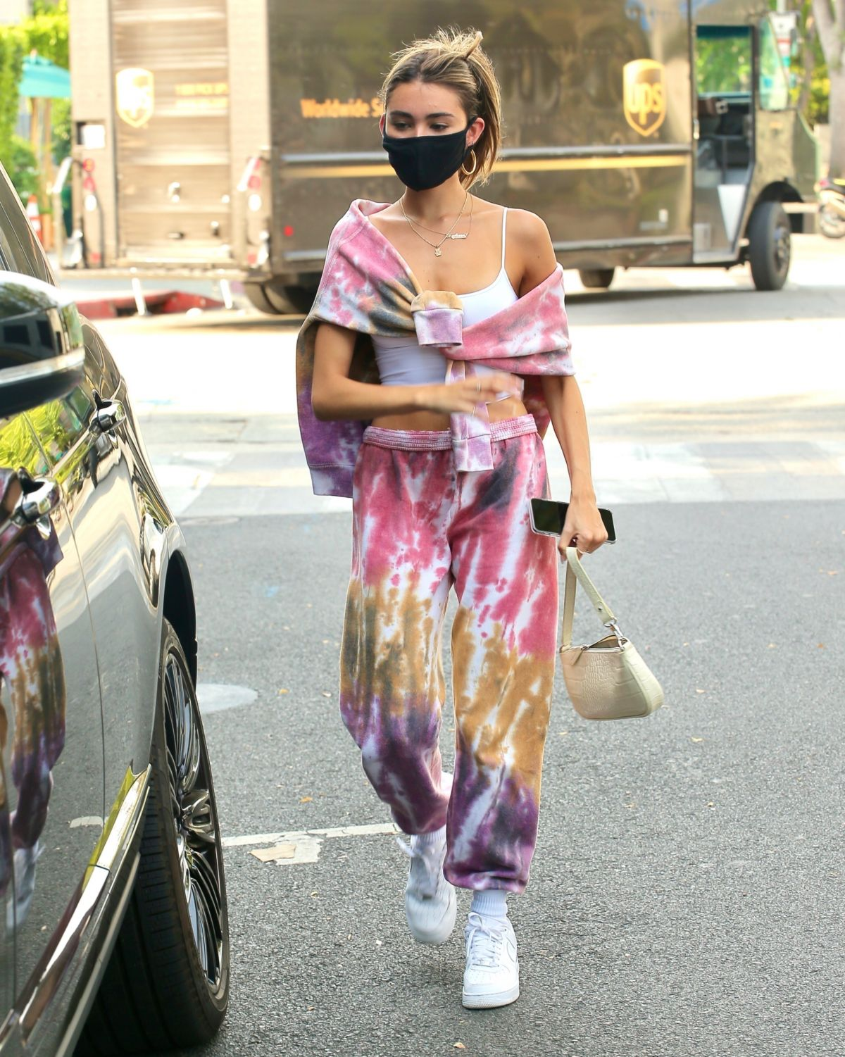 Madison Beer Out About West Hollywood