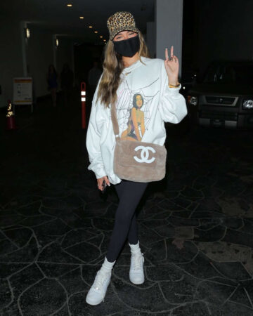 Madison Beer Out Beverly Hills