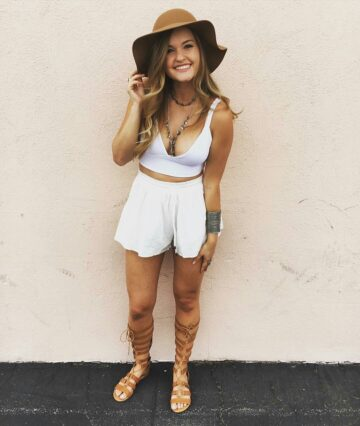 Madison Perry Of Teens React