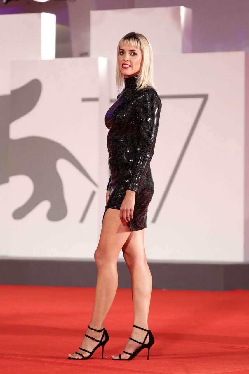 Maggie Civantos World To Come Screening 2020 Venice Film Festival