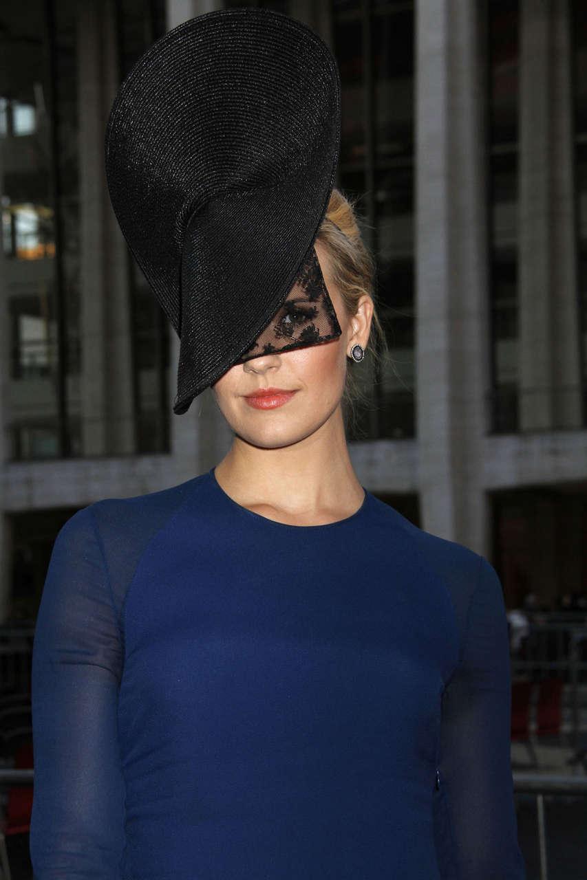 Maggie Grace Metropolitan Opera Season Opening Gala New York