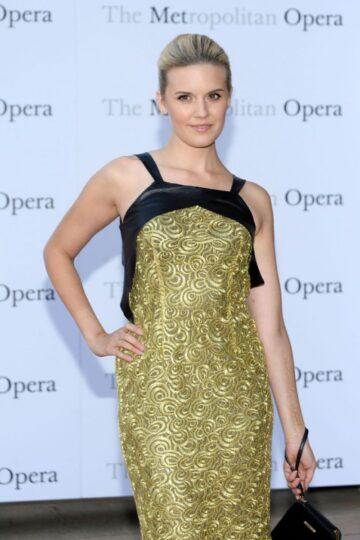 Maggie Grace Metropolitan Opera Season Opening New York