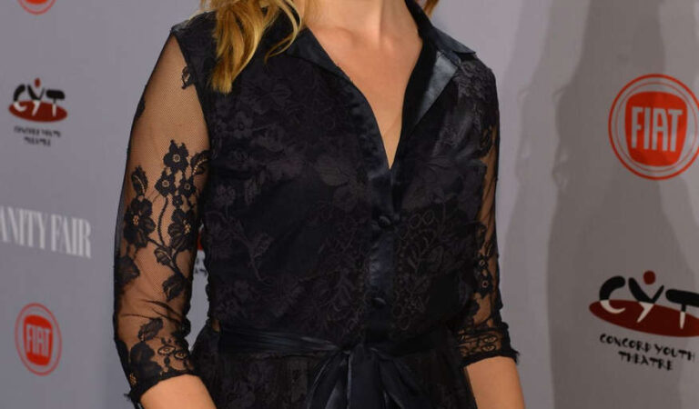 Maggie Grace Vanity Fair Fiat Young Hollywood Party Los Angeles (3 photos)