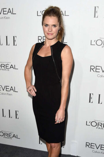 Maggie Lawson Elles Women Hollywood Awards Los Angeles
