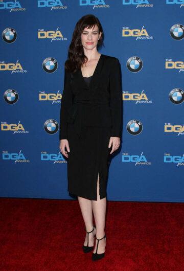 Maggie Siff 68th Annual Directors Guild Of America Awards Los Angeles