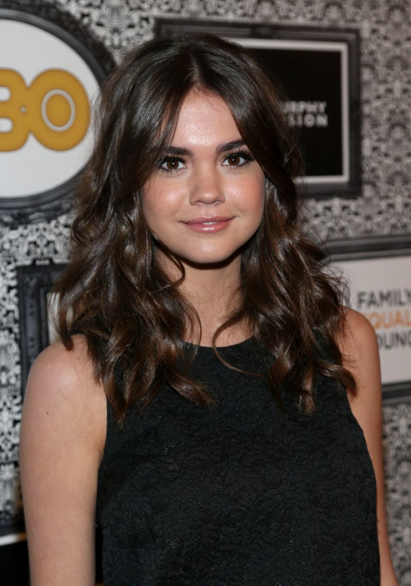 Maia Mitchell Family Equality Councils La Awards Dinner Universal City